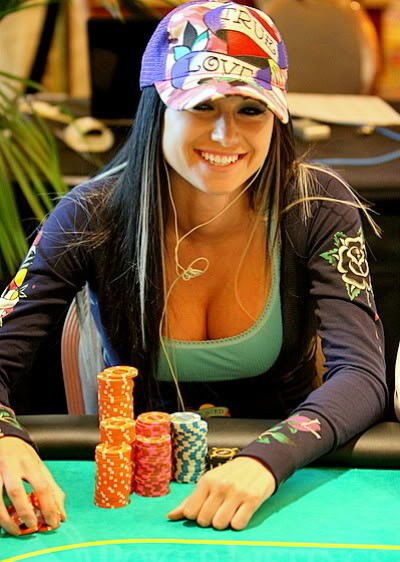 Poker woman playing slot great blue free download